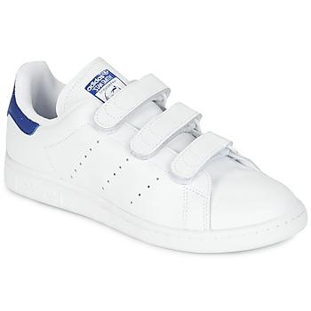 Topánky Nízke tenisky adidas Originals STAN SMITH CF Biela / Modrá