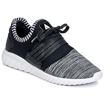 Topánky Nízke tenisky Asfvlt AREA čierna / šedá