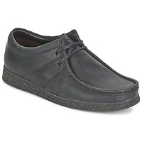 Topánky Muži Derbie Base London LEGACY čierna