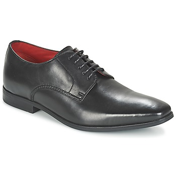 Topánky Muži Derbie Base London GEORGES čierna