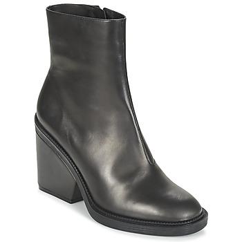 Topánky Ženy Čižmičky Robert Clergerie BABE Čierna