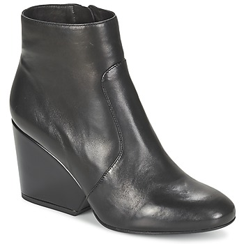 Topánky Ženy Čižmičky Robert Clergerie TOOTS Čierna