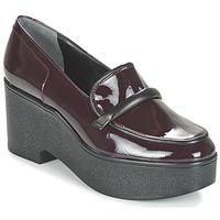 Topánky Ženy Mokasíny Robert Clergerie XOCOLE Bordová