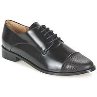Topánky Ženy Derbie Emma Go SHERLOCK Čierna
