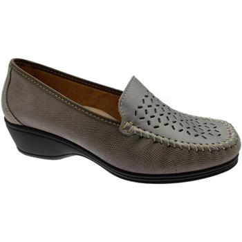 Topánky Ženy Mokasíny Calzaturificio Loren LOK3929ta tortora