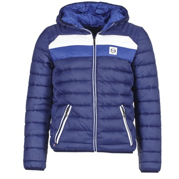 Oblečenie Muži Vyteplené bundy Sergio Tacchini KODY JACKET Modrá