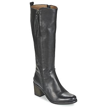 Topánky Ženy Čižmy do mesta Coqueterra SHEILA čierna