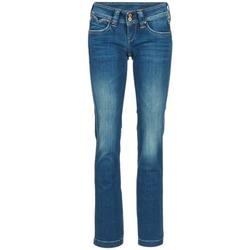 Oblečenie Ženy Rovné džínsy Pepe jeans BANJI D67