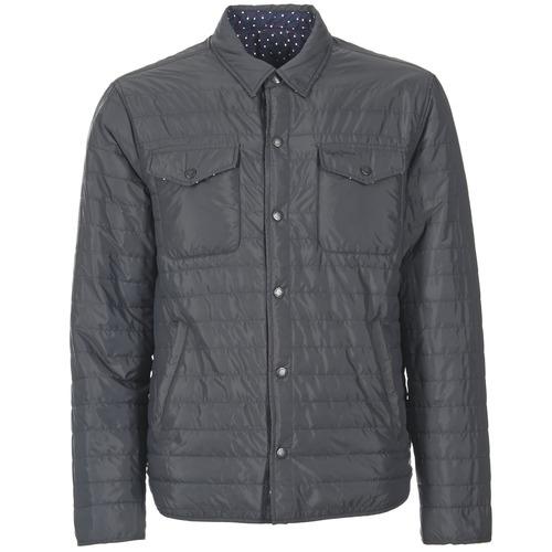 Oblečenie Muži Vyteplené bundy Pepe jeans WILLY Čierna