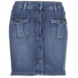 Oblečenie Ženy Sukňa Pepe jeans SCARLETT Modrá