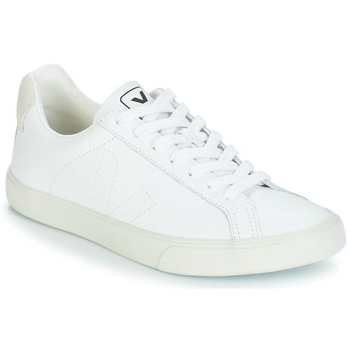 Topánky Nízke tenisky Veja ESPLAR LT Biela