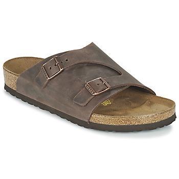 Topánky Šľapky Birkenstock ZURICH Hnedá