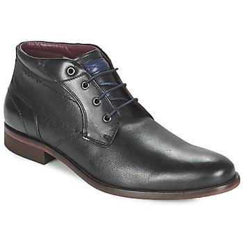 Topánky Muži Polokozačky Daniel Hechter GOLKI čierna