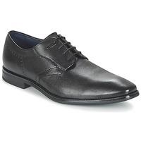 Topánky Muži Derbie Daniel Hechter CHAFFA čierna