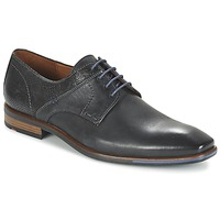 Topánky Muži Derbie Lloyd DAMIEN čierna
