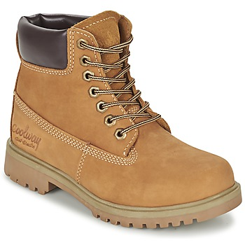 Topánky Ženy Polokozačky Coolway BASIL Svetlá hnedá medová