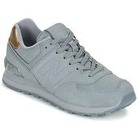 Topánky Ženy Nízke tenisky New Balance WL574 šedá
