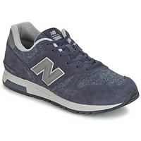 Topánky Nízke tenisky New Balance ML565 Námornícka modrá