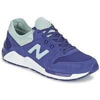Topánky Muži Nízke tenisky New Balance ML009 Modrá