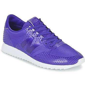 Topánky Ženy Nízke tenisky New Balance WL420 Fialová