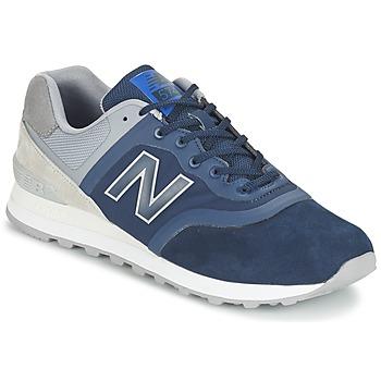 Topánky Nízke tenisky New Balance MTL574 Modrá / šedá