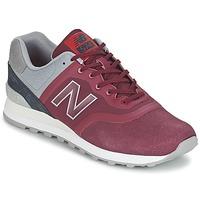 Topánky Nízke tenisky New Balance MTL574 červená / šedá