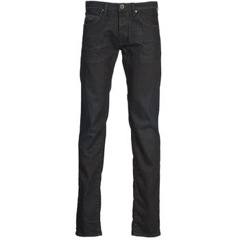 Oblečenie Muži Rovné džínsy Gas MITCH Modrá / Dark