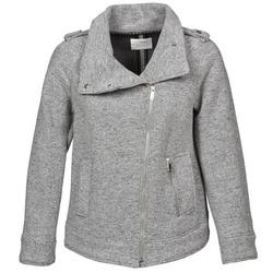 Oblečenie Ženy Kabáty Gas CRISSY Šedá