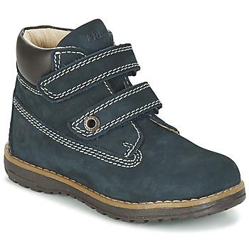 Topánky Chlapci Polokozačky Primigi ASPY 1 Modrá