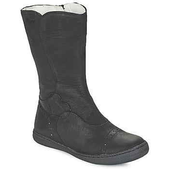 Topánky Dievčatá Čižmy do mesta Primigi BRITTE-E čierna