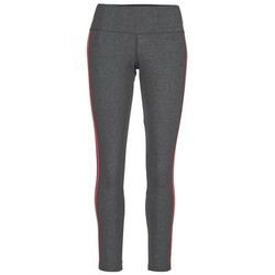 Oblečenie Ženy Legíny adidas Originals ESS 3S TIGHT šedá