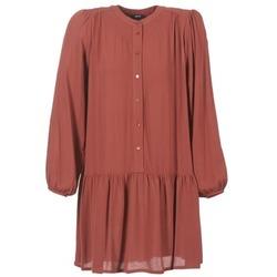 Oblečenie Ženy Krátke šaty Mexx LODIA červená hrdzavá