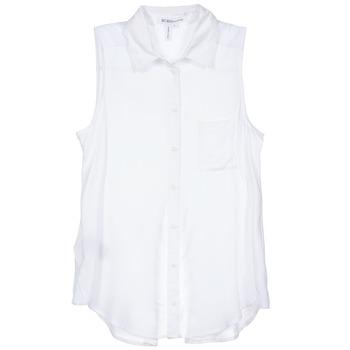 Oblečenie Ženy Košele a blúzky BCBGeneration 616953 Biela
