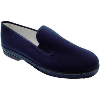 Topánky Muži Papuče Davema DAV050b blu