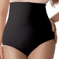 Spodná bielizeň Ženy Formujúce prádlo Julimex 241 NOIR Čierna