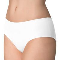 Spodná bielizeň Ženy Klasické nohavičky Julimex SIMPLE BLANC Biela