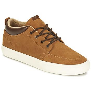 Topánky Muži Členkové tenisky Globe GS CHUKKA ťavia hnedá