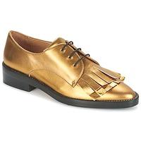Topánky Ženy Derbie Castaner GERTRUD Zlatá