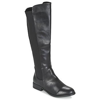 Topánky Ženy Čižmy do mesta Elue par nous VORETTE čierna