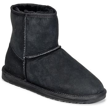 Topánky Ženy Polokozačky EMU STINGER MINI Čierna