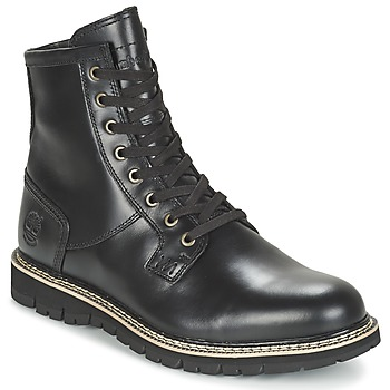Topánky Muži Polokozačky Timberland BRITTON HILL PTBOOT WP čierna
