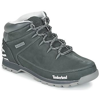 Topánky Muži Polokozačky Timberland EURO SPRINT HIKER šedá