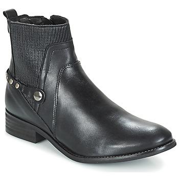 Topánky Ženy Polokozačky Regard ROSARA čierna