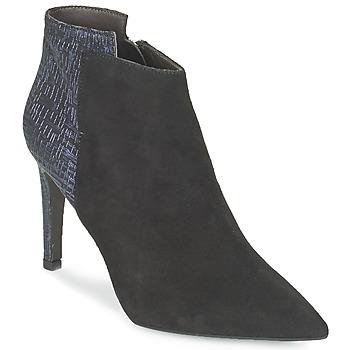 Topánky Ženy Čižmičky Perlato GUELOME Čierna