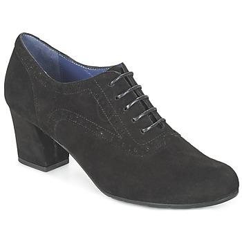 Topánky Ženy Nízke čižmy Perlato HELVINE čierna
