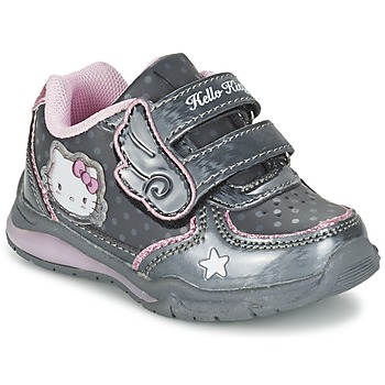 Topánky Dievčatá Nízke tenisky Hello Kitty FANELY LIGHT šedá