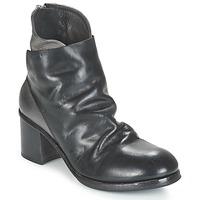 Topánky Ženy Čižmičky Moma BOLIO Čierna