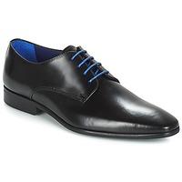 Topánky Muži Derbie Azzaro JORY Čierna