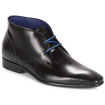 Topánky Muži Polokozačky Azzaro JAVOY Čierna