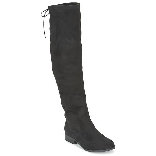 Topánky Ženy Vysoké čižmy Coolway BOPPY Čierna